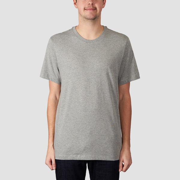 Nike SB Essential Tee Dark Grey Heather - Clothing