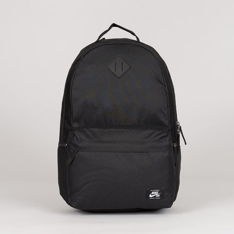 Nike SB Icon 26L Backpack Black/Black/White