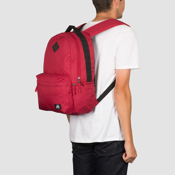 Nike SB Icon 26L Backpack Red Crush/Black/White - Accessories