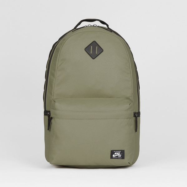 Nike SB Icon Backpack Neutral Olive/Black/White - Accessories