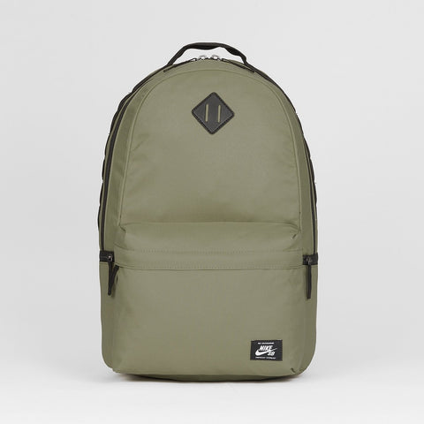 Nike SB Icon Backpack Neutral Olive/Black/White