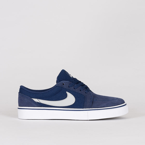 Nike SB Satire II Binary Blue/Wolf Grey - Kids - Footwear