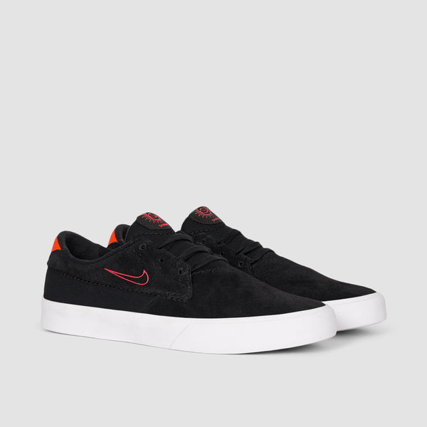 Nike SB Shane Black/Bright Crimson/Black/White - Unisex L