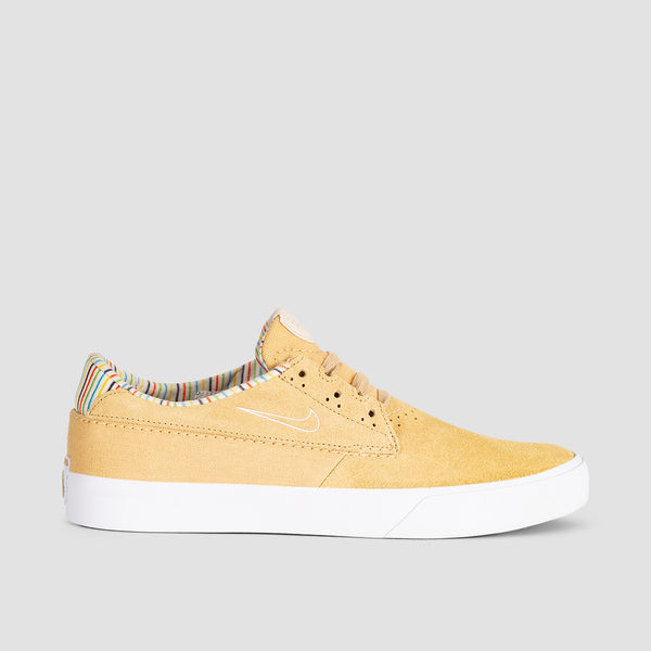 Nike SB Shane Premium Sesame/White/Light Orewood Brown - Unisex L