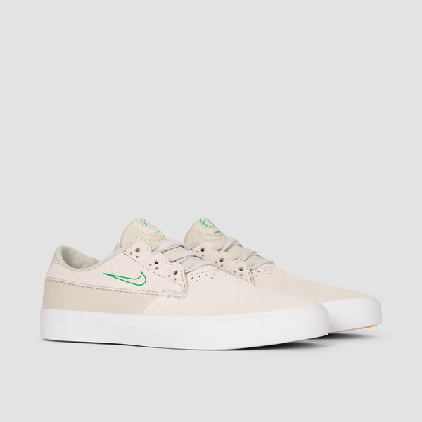 Nike SB Shane Summit White/Lucky Green/University Gold - Unisex L