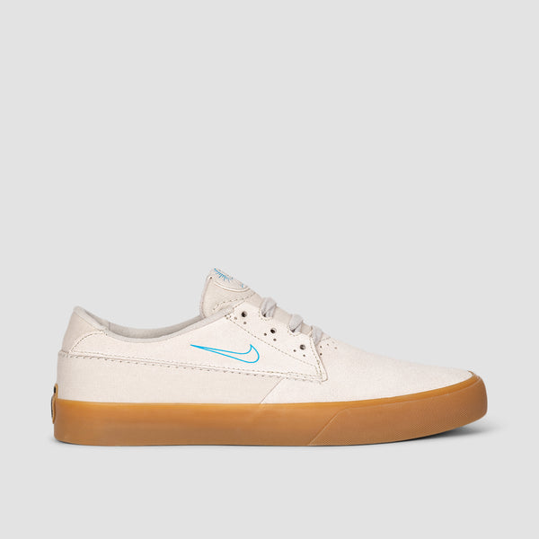Nike SB Shane White/Laser Blue/White/Gum Light Brown - Unisex L