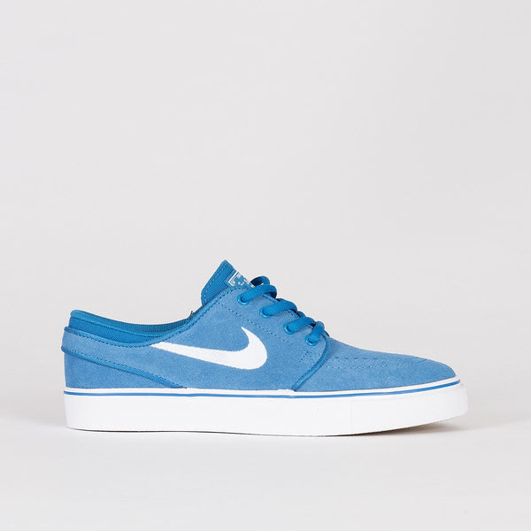 Nike SB Stefan Janoski Star Blue/White - Kids - Footwear