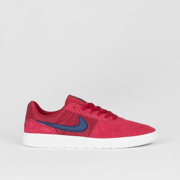 Nike SB Team Classic Red Crush/Blue Void/Red Crush - Footwear