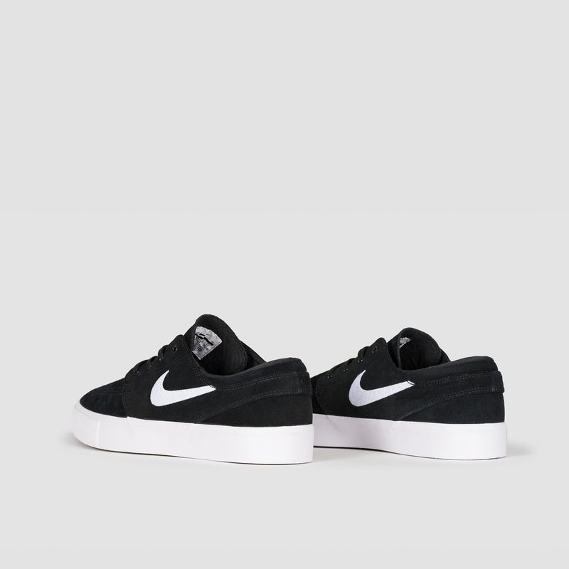 Nike SB Zoom Janoski RM Black/White/Thunder Grey/Gum Light Brown - Unisex L - Footwear