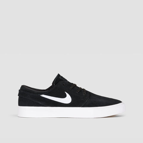 Nike SB Zoom Janoski RM Black/White/Thunder Grey/Gum Light Brown - Unisex L
