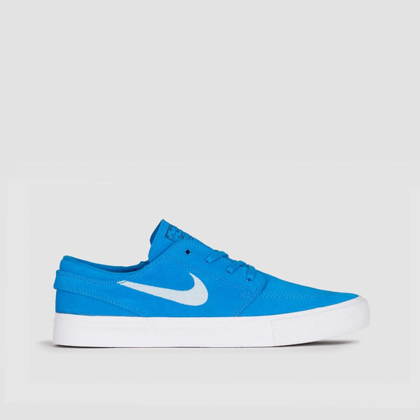 Nike SB Zoom Janoski RM Light Photo Blue/Light Armory Blue/Black/Black - Unisex L - Footwear