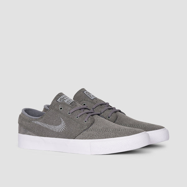 Nike SB Zoom Stefan Janoski FL RM Do Good Tumbled Grey/White/Tumbled Grey/White - Unisex L