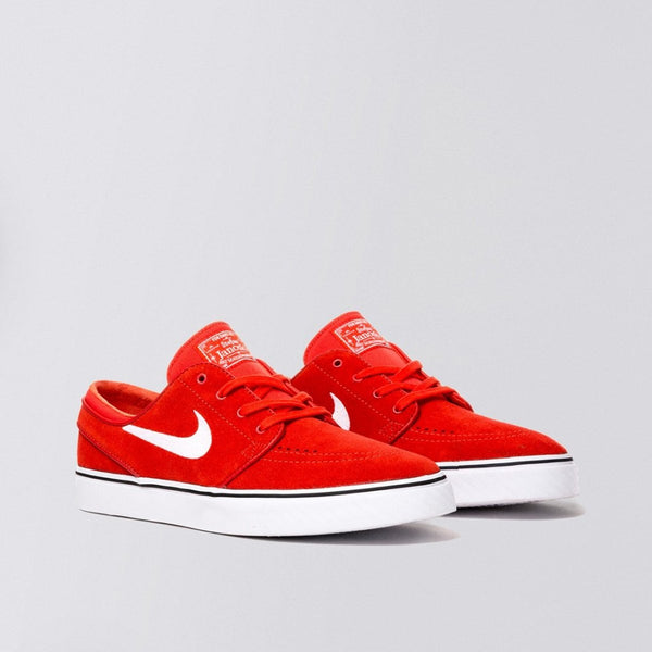 Nike SB Zoom Stefan Janoski Max Orange/White Black - Kids - Footwear