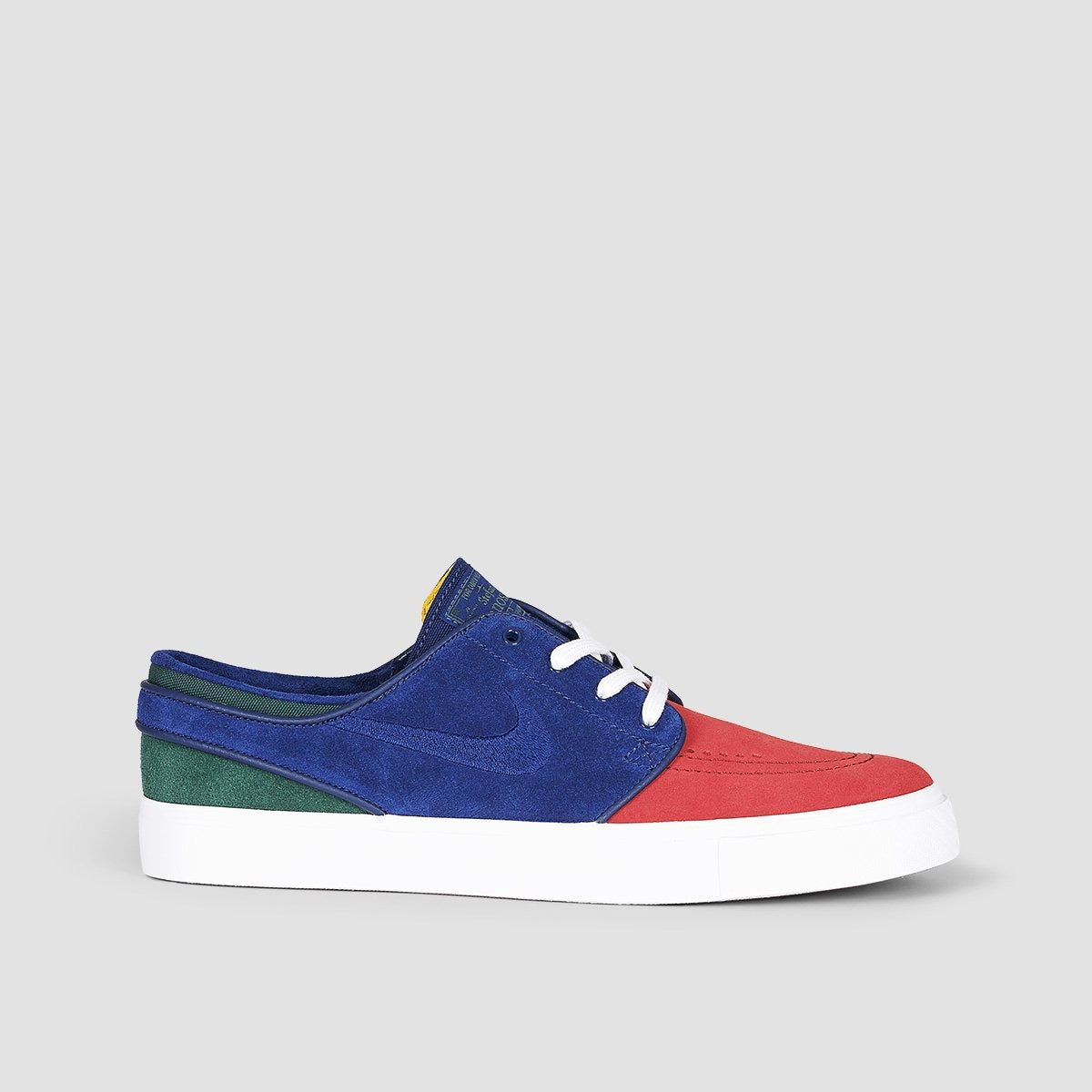 cigarro tapa Inhalar  Nike SB Zoom Stefan Janoski Red Crush/Blue Void/White/Midnight Green -  rollersnakes.co.uk – Rollersnakes