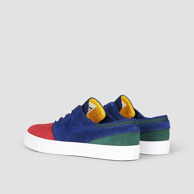 sinsonte Implementar Consentimiento  Nike SB Zoom Stefan Janoski Red Crush/Blue Void/White/Midnight Green -  rollersnakes.co.uk – Rollersnakes