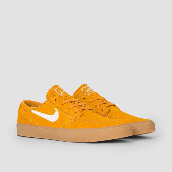 Nike SB Zoom Stefan Janoski RM Pacific Northwest Chutney/Sail/Chutney/Gum Light Brown - Unisex L