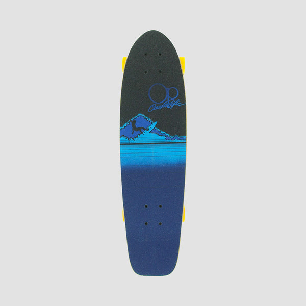 Ocean Pacific Grom Cruiser Orange/Navy - 28.5""