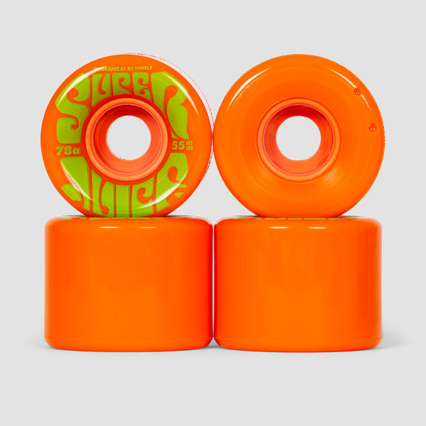 OJ Mini Super Juice 78a Soft Wheels Orange 55mm
