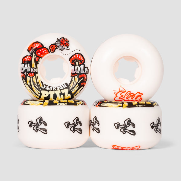 OJ Pilz Mushroom Bug Mini Combo 101a Elite Wheels White 54mm