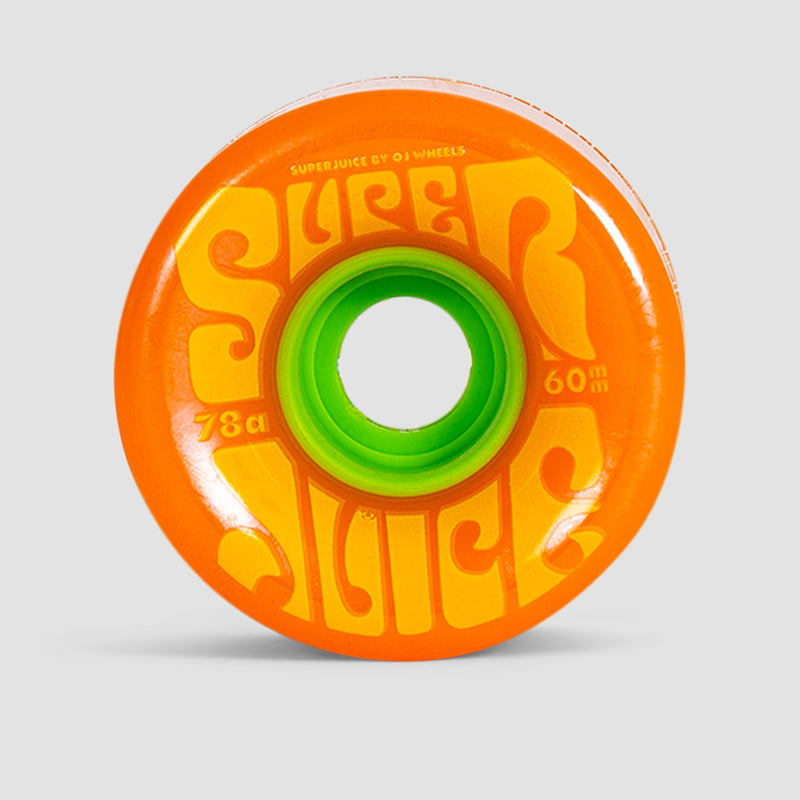 OJ Super Juice 78a Soft Wheels Citrus 60mm