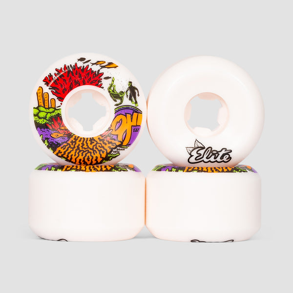 OJ Winkowski Aquatic Hardline 101a Elite Wheels Multi 56mm