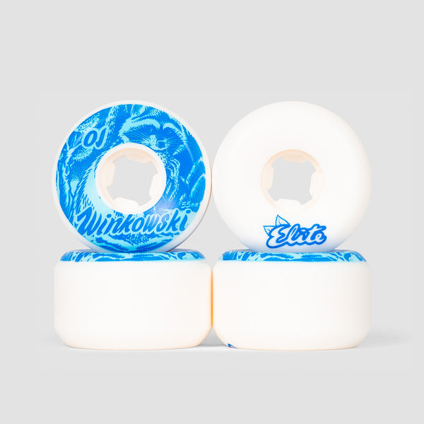 OJ Winkowski Trash Panda Hard 101a Wheels White 55mm