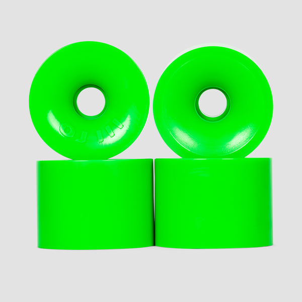 OJ Zarosh Dirt Dog Thunder Juice 78a Soft Wheels Green 75mm
