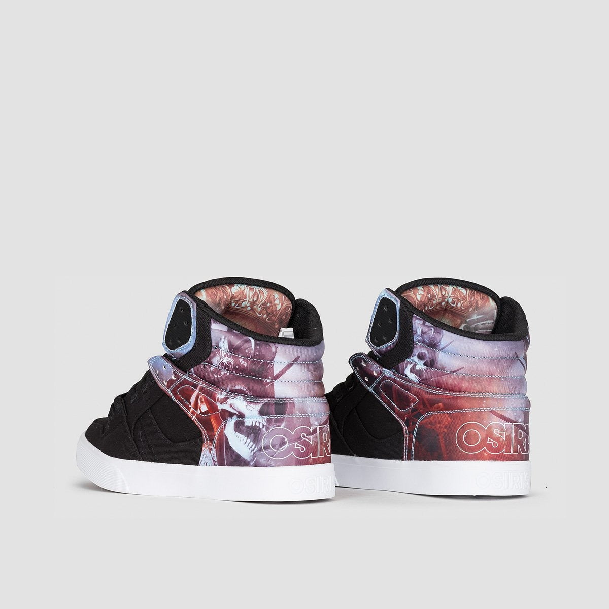 Osiris Clone Huit/King/Fire & Ice - Footwear