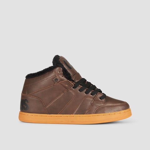 Osiris Convoy Mid Shearling Brown/Black