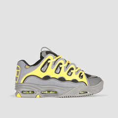 Osiris D3 2001 Charcoal/Yellow - Footwear