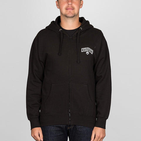 Osiris Huit-Hell Ride Zip Hood Black