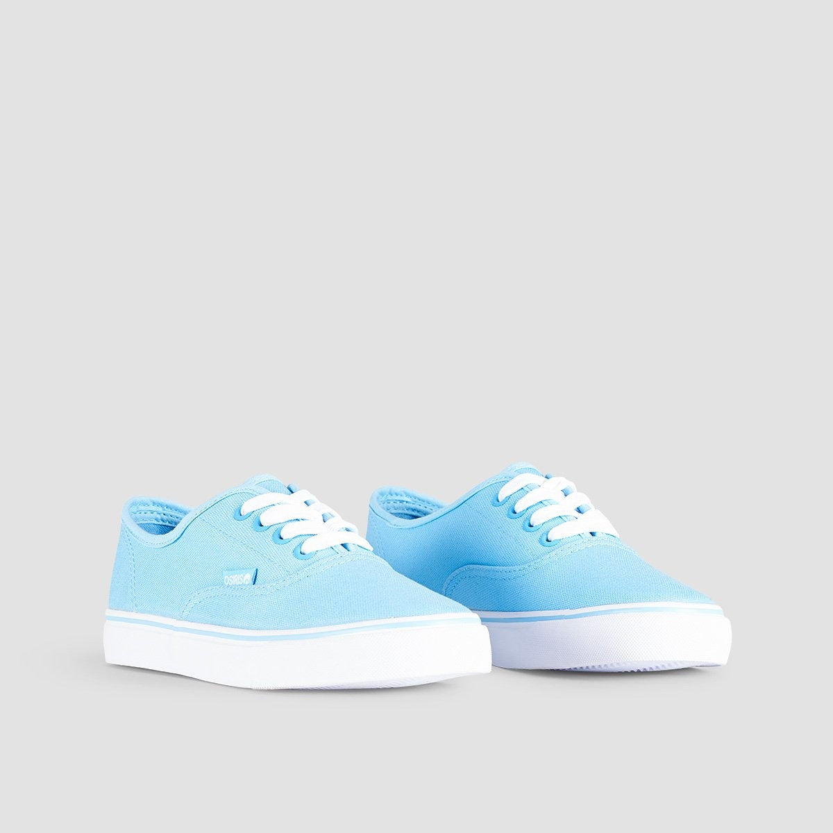 Osiris LA Aqua/White - Womens - Footwear