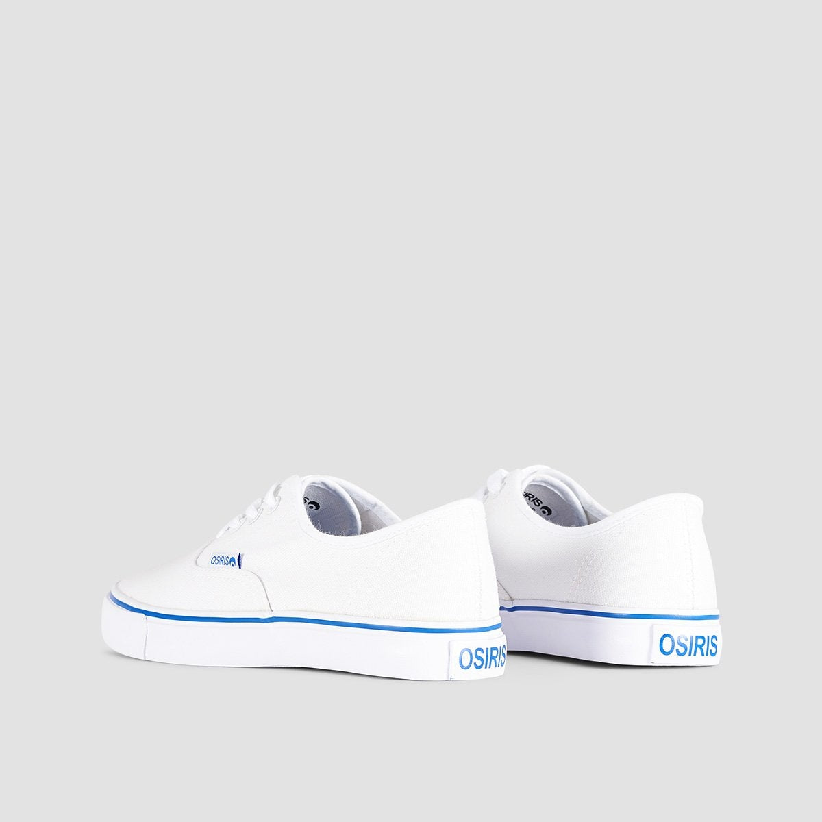 Osiris LA White/Blue - Womens - Footwear
