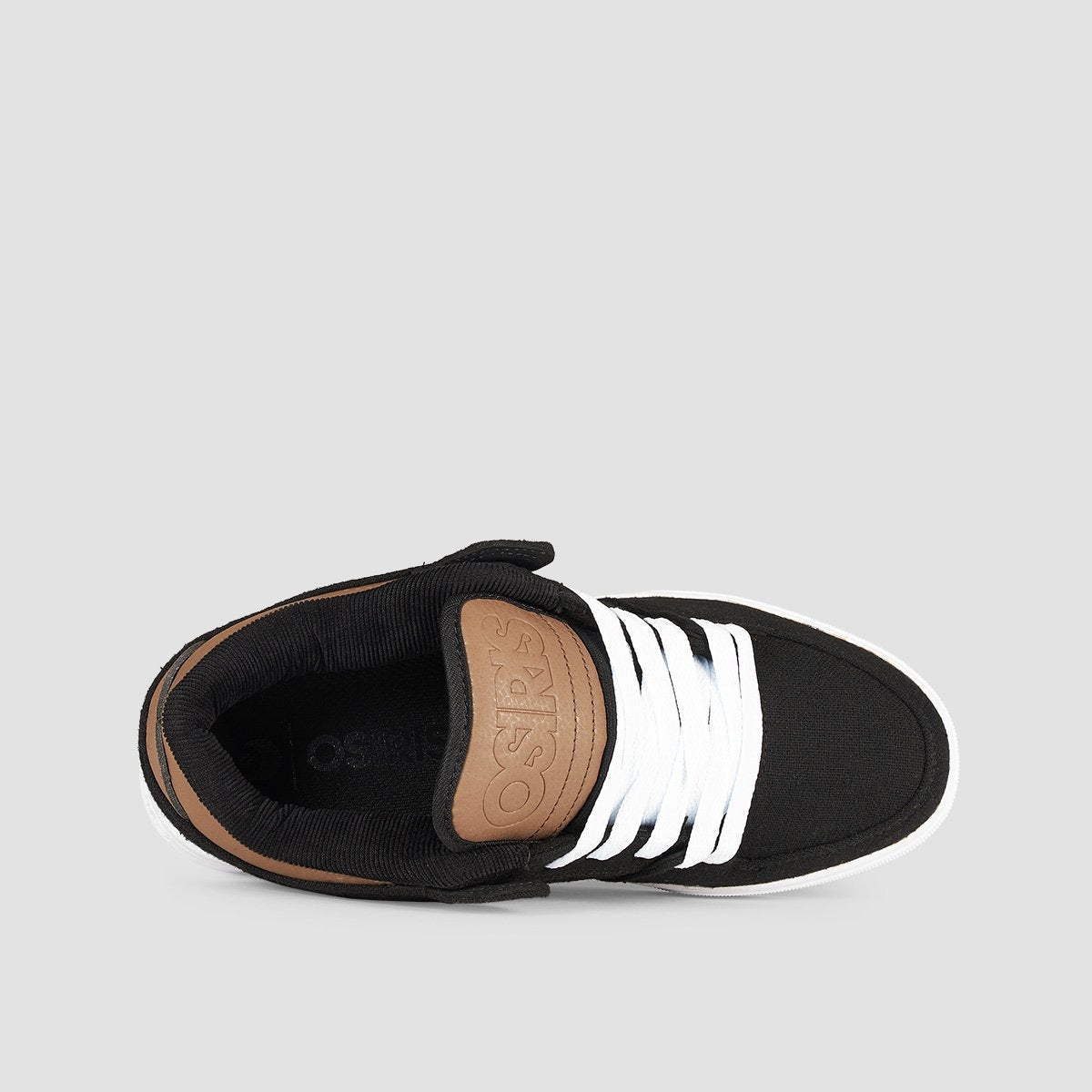 Osiris Protocol Black/Wool - Footwear