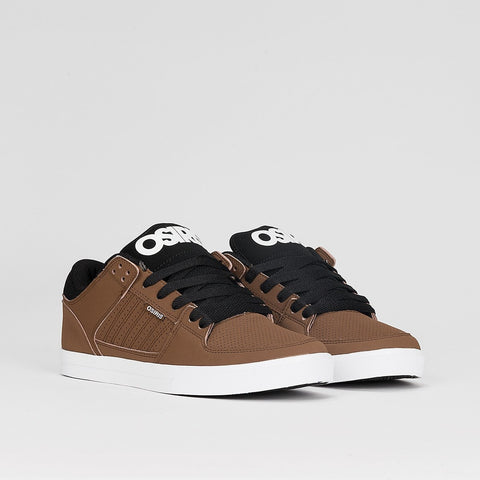 Osiris Protocol Brown/Black/White - Footwear