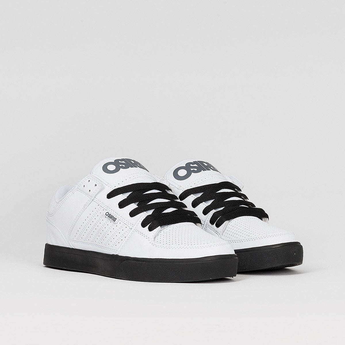 Osiris Protocol White/Black/Grey - Footwear