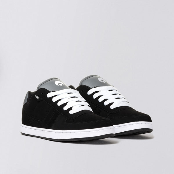 Osiris Relic Black/White/White - Footwear