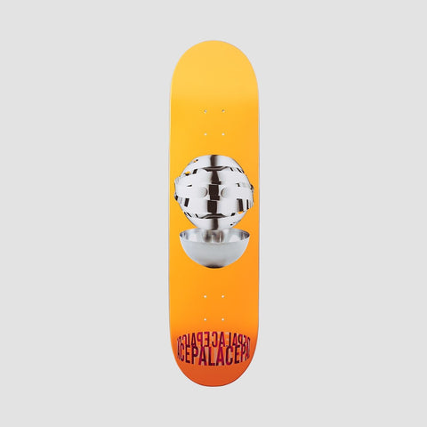 Palace Mhead Deck Orange - 8.375""