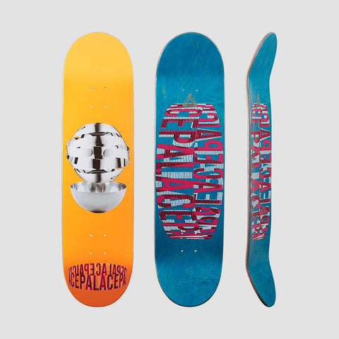 Palace Mhead Deck Orange - 8.375 - Skateboard