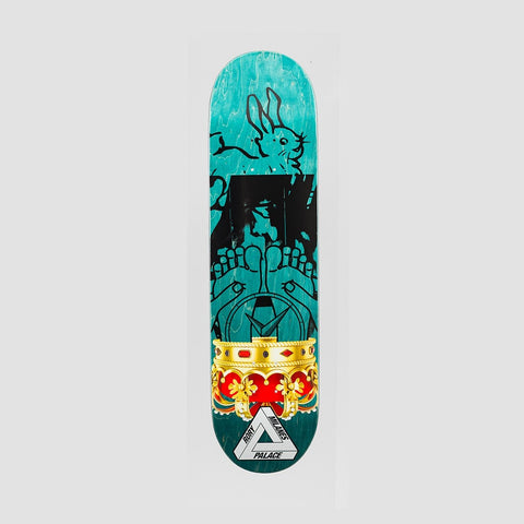 Palace Rory Milanes Pro S17 Deck - 8.06""
