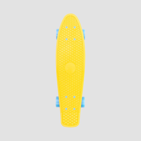 Penny High Vibe Cruiser Complete Yellow/Blue - 22""