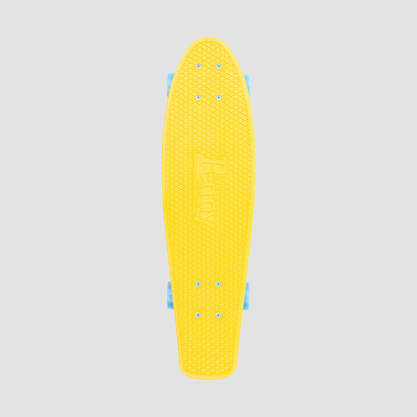 Penny High Vibe Cruiser Complete Yellow/Blue - 27""