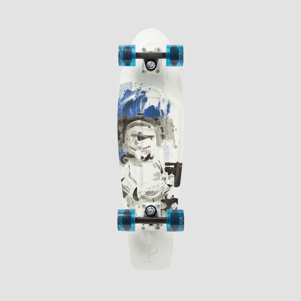 Penny Storm Trooper Cruiser Complete Blue/White - 27""