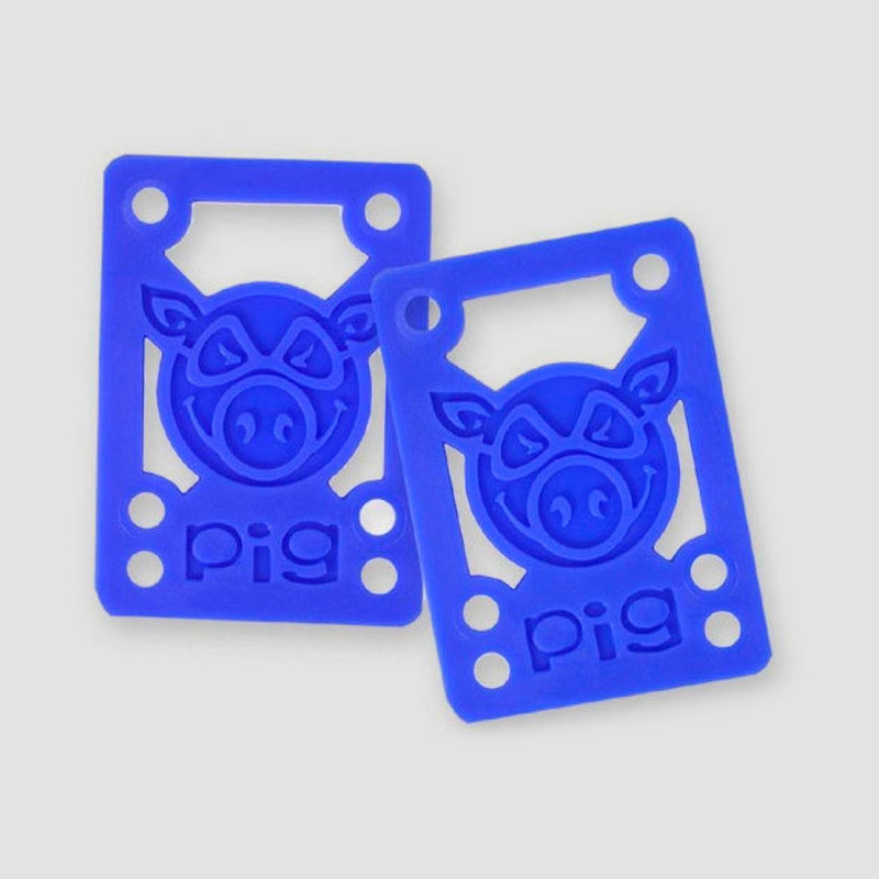 Pig Piles Hard Risers Blue 1/8 Inch