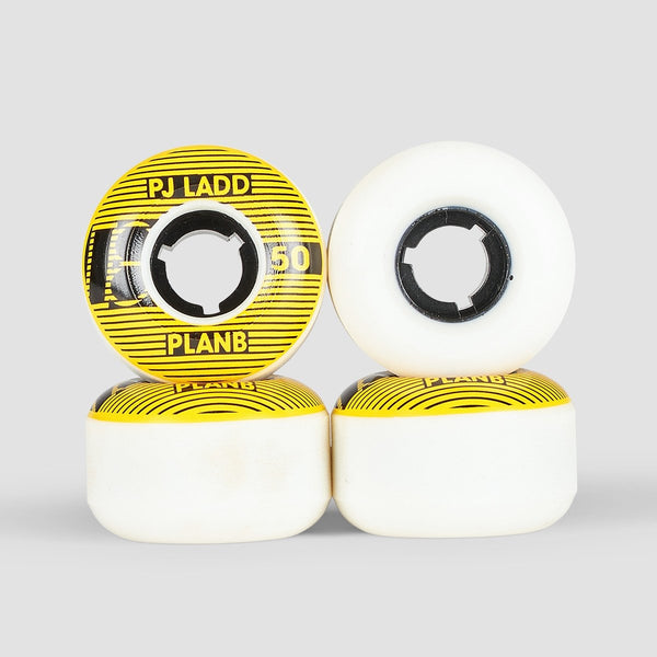 Plan-B Ladd Striped Wheels 50mm - Skateboard