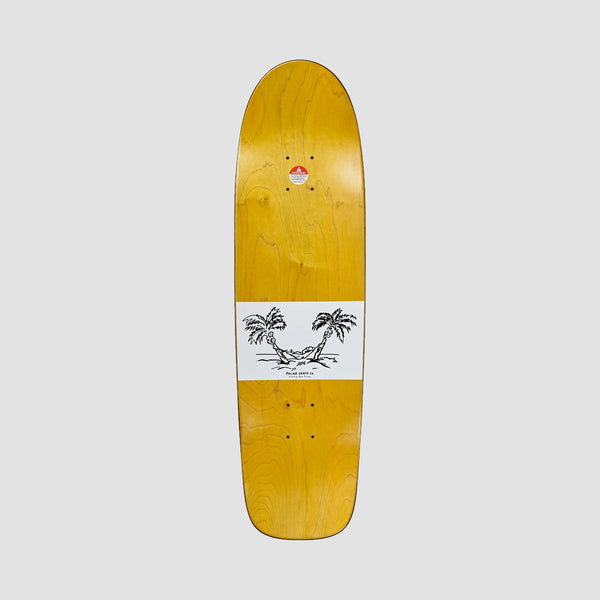 Polar Freedom Shin Sanbongi Surf Shape Deck - 8.75""