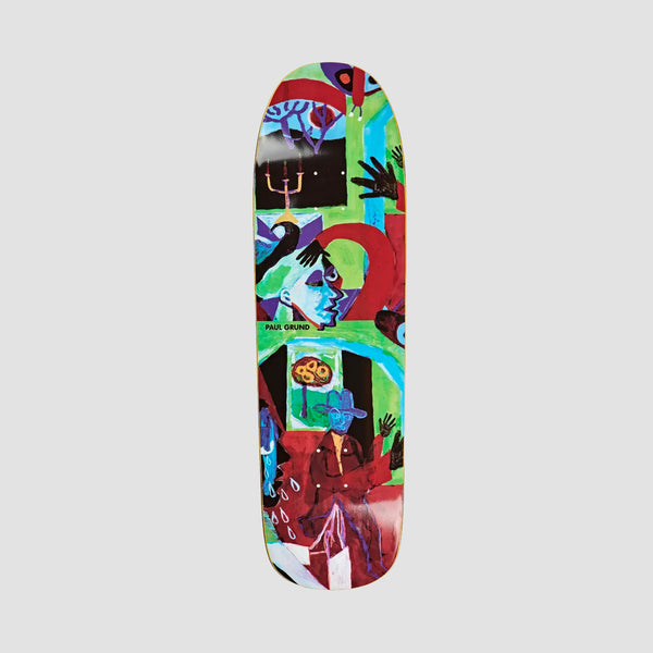 Polar Paul Grund Moth House Deck 1991 - 9.25""