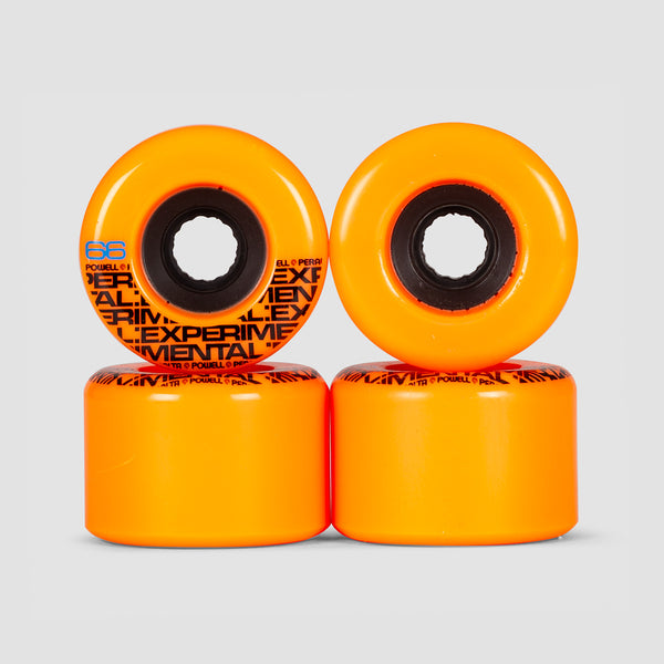 Powell Peralta Beta Paster 78a ATF Wheels Orange 66mm