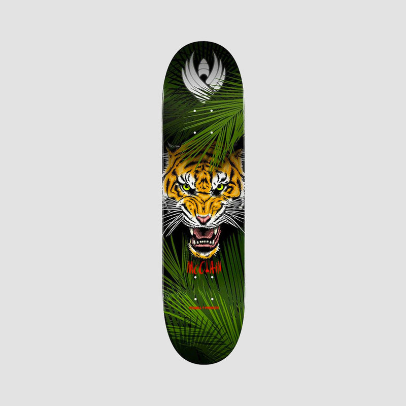 Powell Peralta Brad Mcclain Tiger 243 Flight Deck - 8.25""