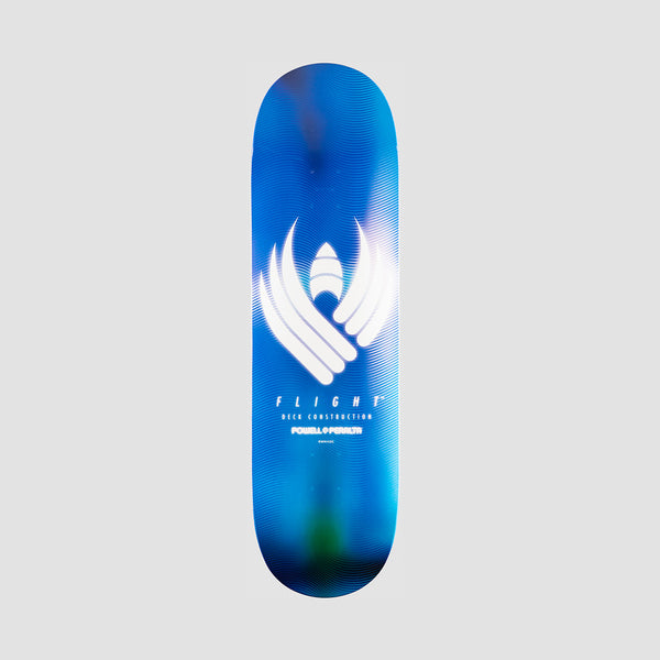 Powell Peralta Glow Flight Deck Blue - 9""